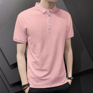 New men's trendy short-sleeved t-shirt FF